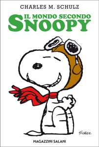 Il mondo secondo Snoopy Copertina del libro