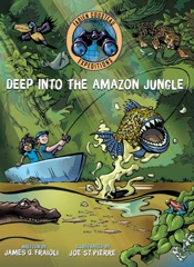 Download Deep into the Amazon Jungle