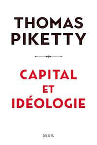 Capital et idéologie La couverture du livre martien