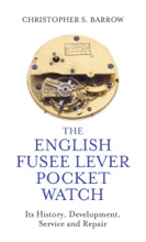 English Fusee Lever Pocket Watch