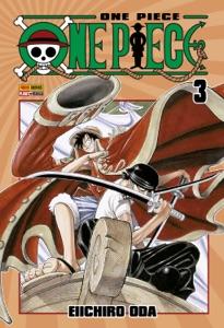 One Piece - vol. 3 Book Cover