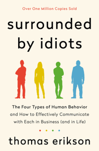 Surrounded by Idiots Book Cover