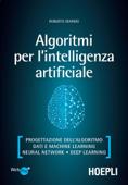 Algoritmi per l'intelligenza artificiale Book Cover