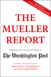 The Mueller Report Cover Book