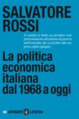 La politica economica italiana dal 1968 a oggi Book Cover