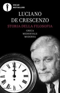 Storia della filosofia Libro Cover