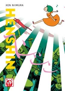 Henshin Book Cover