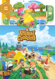 Official Animal Crossing: New Horizons Player's Handbook