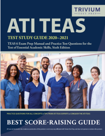 ATI TEAS Test Study Guide 2020 – 2021