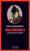 David Lagercrantz - Millénium 6 - La fille qui devait mourir illustration