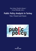 Public Policy Analysis In Turkey