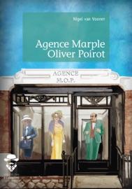 Couverture du livre de Agence Marple Oliver Poirot