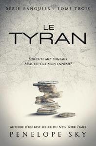 Le tyran La couverture du livre martien