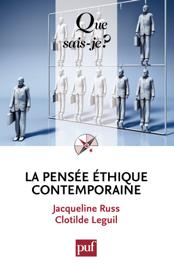 La pensée éthique contemporaine