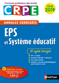 Ebook - Annales CRPE : EPS 2019