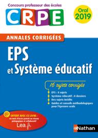 Ebook - Annales CRPE : EPS 2019