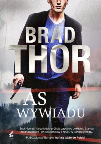 Brad Thor - As wywiadu