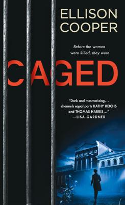 Ellison Cooper - Caged book
