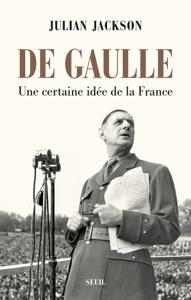 De Gaulle La couverture du livre martien