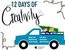 12 Days Of Creativity