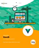 Aprender VueJS con 100 ejercicios prácticos Book Cover