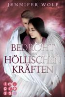 Jennifer Wolf - Bedroht von höllischen Kräften (Die Engel-Reihe 2) artwork