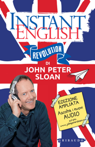 Instant English revolution Copertina del libro