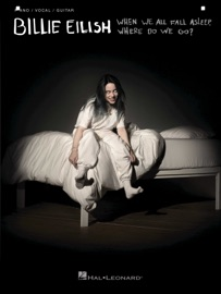 Billie Eilish - When We All Fall Asleep, Where Do We Go? Songbook PDF Download