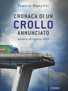 Cronaca di un crollo annunciato Libro Cover