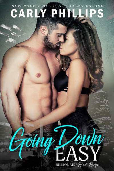 Going Down Easy - Carly Phillips book cover