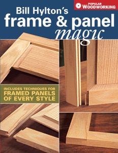 Bill Hylton's Frame & Panel Magic Book Cover