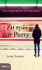 Lukas Sustala - Zu spät zur Party Grafik
