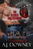 A.J. Downey - The Sacred Brotherhood Box Set: Volume 2 kunstwerk