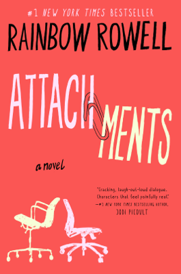 Rainbow Rowell - Attachments book
