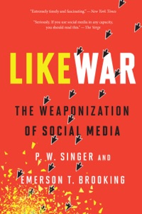 LikeWar Book Cover