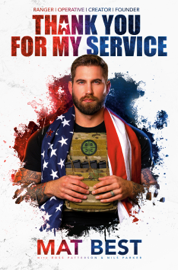 Thank You for My Service - Mat Best, Ross Patterson & Nils Parker book summary