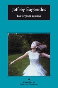 Las vírgenes suicidas Book Cover