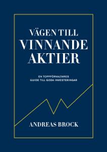 Vägen till vinnande aktier Cover Book