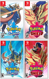 Pokémon Sword & Pokémon Shield - Official Gamer's Guide - Complete Updated