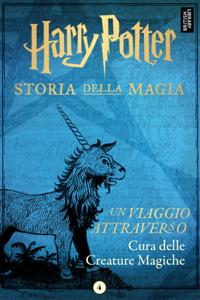 Un viaggio attraverso Cura delle Creature Magiche Libro Cover