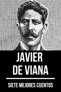 7 mejores cuentos de Javier de Viana Book Cover