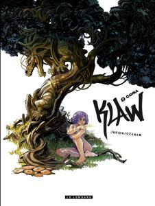 Klaw - Tome 11 - Coma La couverture du livre martien