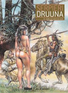 Druuna - Tome 05 La couverture du livre martien
