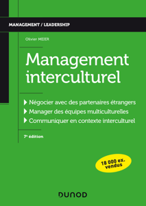 Management interculturel - 7e éd La couverture du livre martien