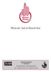 Download Wenn du mal in Hawai bist
