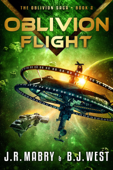 Oblivion Flight: A Military Science Fiction Space Opera Epic (The Oblivion Saga Book 2)