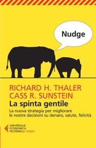 Nudge. La spinta gentile Book Cover