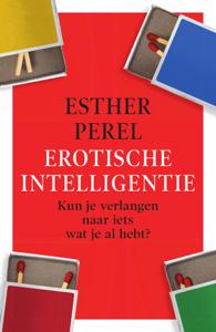 Erotische intelligentie Boekomslag