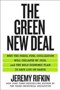 The Green New Deal La couverture du livre martien