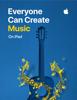 Apple Education - Everyone Can Create Music ilustraciГіn